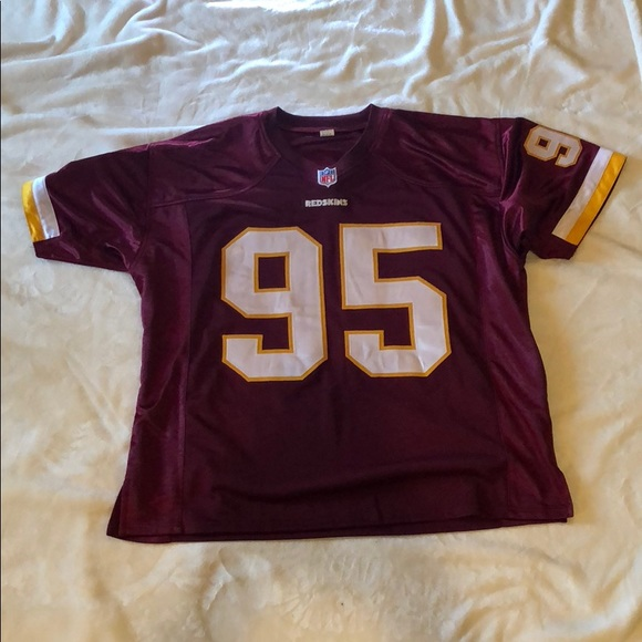 competitive price 74ab1 1da91 Jonathan Allen Jersey Washington Redskins Men's M